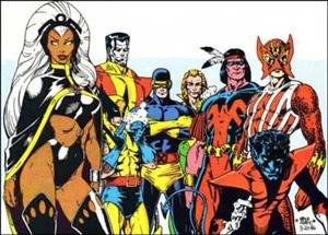 Os novos X-men